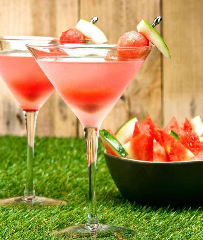 recettes de cocktails de fruits