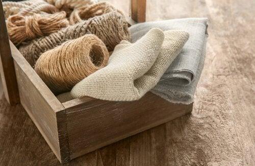 Apportez une touche rustique à votre maison avec de la corde