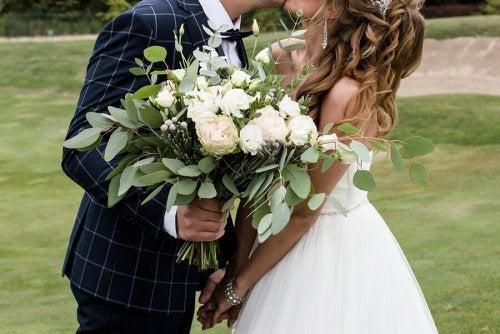 Le mariage d'un couple