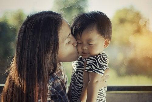 N'oubliez jamais de dire au revoir à votre enfant lorsque vous quittez la maison