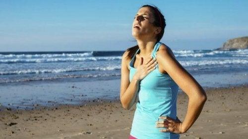 Après l'arrêt du tabac, on respire mieux et on est plus en forme