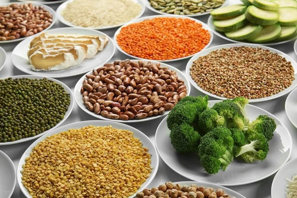 le fer dans le régime végétarien
