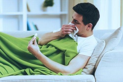 Une grippe ou un rhume ? Les principales différences