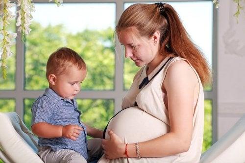 deuxième grossesse