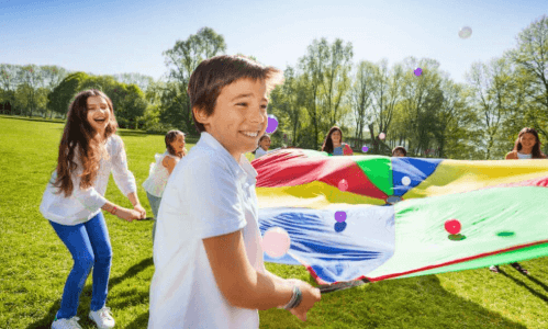 importance du jeu chez les enfants