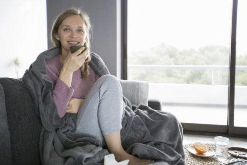 5 infusions qui peuvent accompagner le traitement de la gastrite