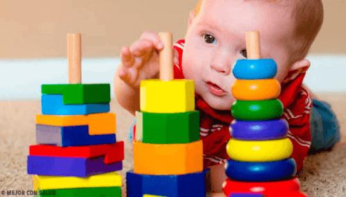 le jeu de construction pour les enfants