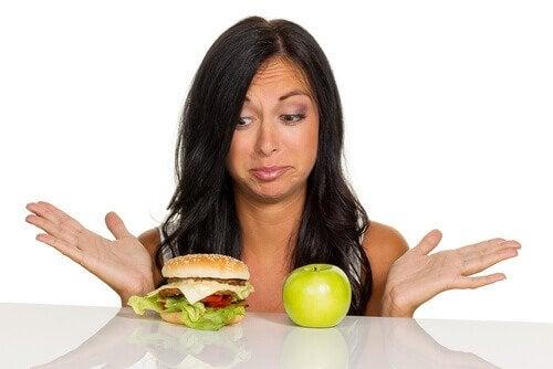 adopter un régime alimentaire sain