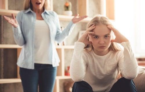 Que faire si mon enfant n'est pas d'accord avec moi ?