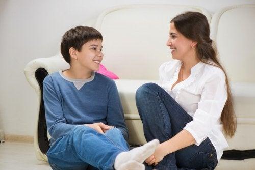 comment faire si mon enfant n'est pas d'accord avec moi ?