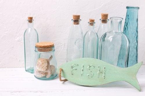 objets de décoration marine