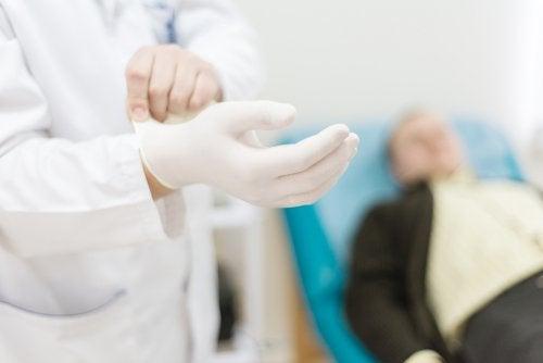 test de dépistage des MST