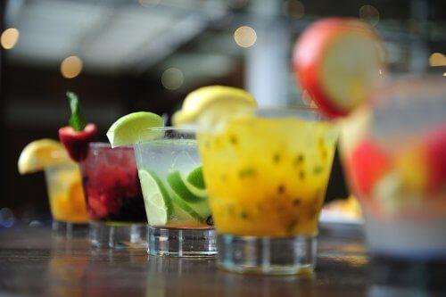 5 idées de cocktails avec des fruits