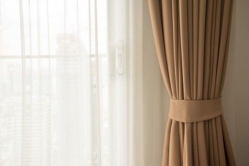 choix de la couleur des rideaux