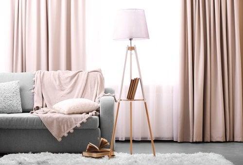 La dernière tendance en matière de rideaux décoratifs