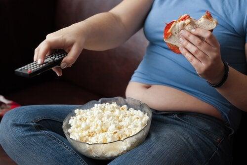 Mode de vie sédentaire, facteur responsable de l'obésité
