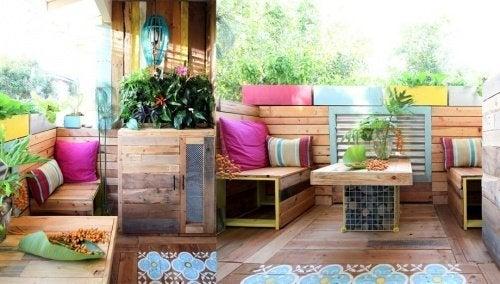 conseils pour décorer une terrasse