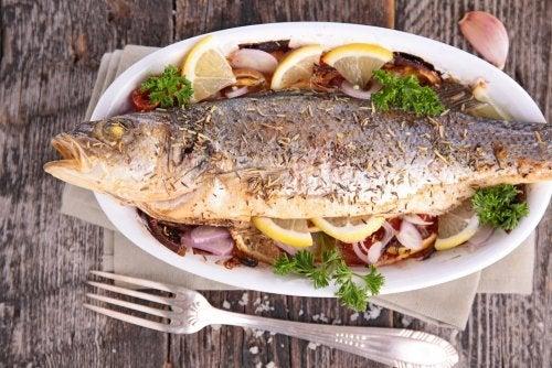 Une recette de truite parfaite pour combattre le cholestérol