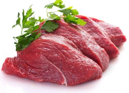 régime macrobiotique et viande