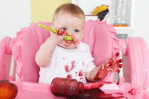 idées de repas sains pour bébé