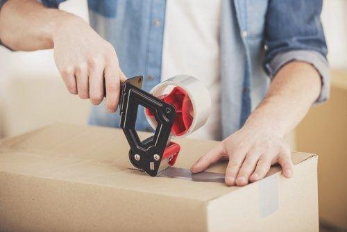 boîtes en carton pour le déménagement