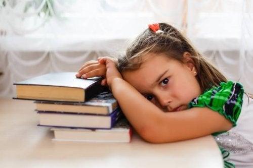 fillette souffrant d'apnée obstructive du sommeil