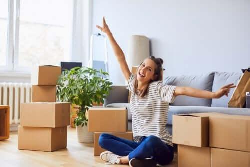 organisation d'un déménagement en couple