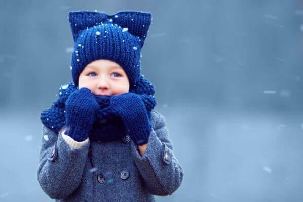 symptômes de l'hypothermie chez l'enfant