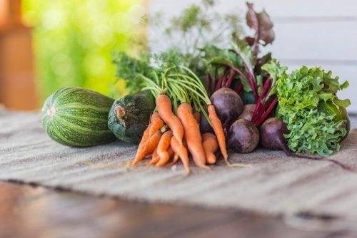 Trois recettes de légumes de saison