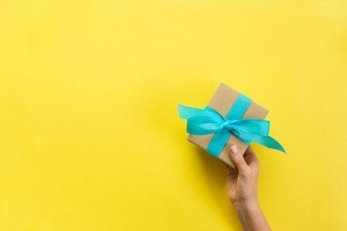 3 paquets cadeaux que vous pouvez faire à la maison