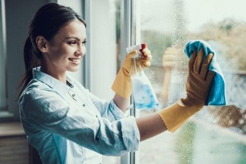 5 usages méconnus des produits nettoyants pour vitres