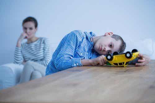 Reconnaître la maladie mentale chez les enfants