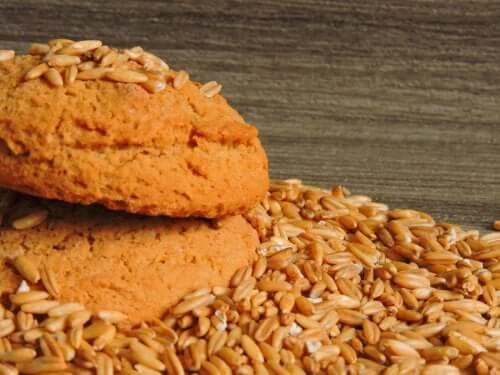 Réalisez des biscuits à l'avoine et au yaourt sans sucre