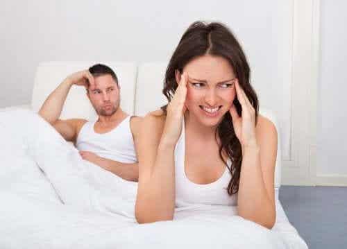 Relation entre la santé mentale et l'anorgasmie