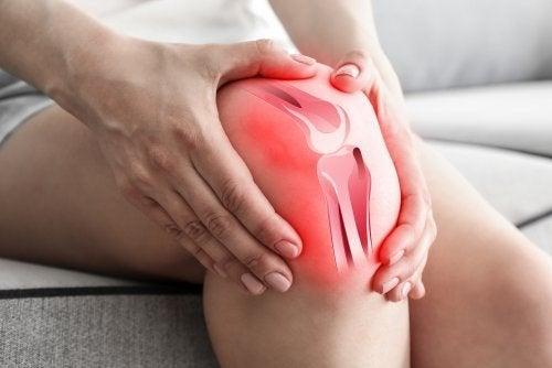 L'ostéo-arthrite et les douleurs au genou
