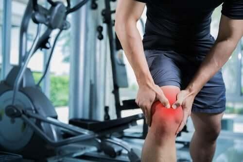 Faire du sport pour guérir d'un claquage musculaire
