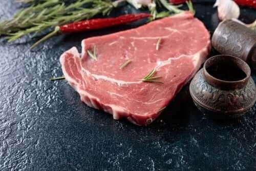La listériose peut se trouver dans la viande crue