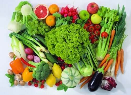 l'importance des fruits et légumes dans le régime d'un sportif vegan