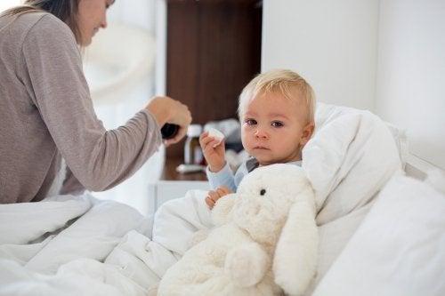 L'hypothermie chez l'enfant et le bébé : comment agir ?