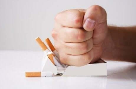 lutter contre la dépendance à la nicotine