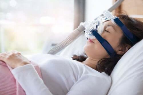 L'appareil CPAP pour contrôler le ronflement