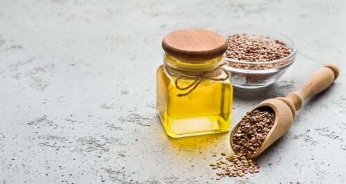 5 sources végétales d'acides gras oméga-3