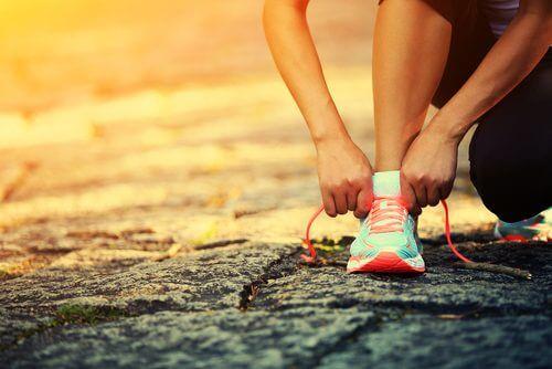 Le sport peut être une des causes de fracture de stress
