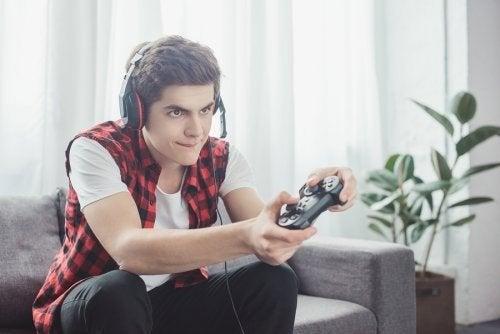 Les effets des jeux vidéo sur les adolescents