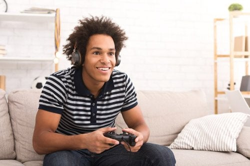 Les effets des jeux vidéo chez l'adolescent