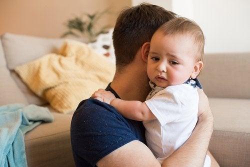 Que faire en cas de gastro-entérite chez le bébé ?