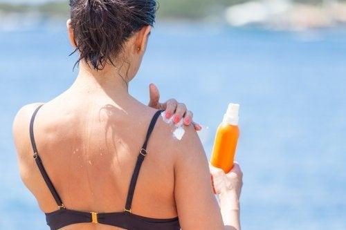 Comment éclaircir votre peau en cas de coups de soleil ?