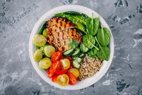 3 recettes pour des dîners faibles en calories