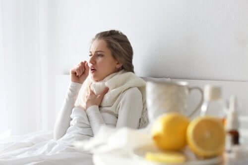 6 conseils pour vaincre le rhume à la maison de manière naturelle
