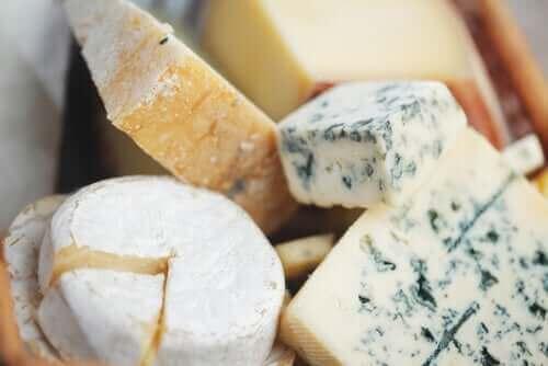 Comment couper le fromage rond, petit et plat